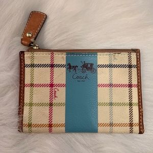 Coach | Mini Keychain Wallet